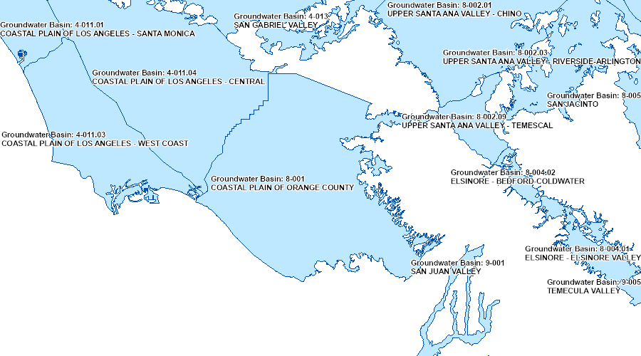 Basin Boundary Modification Request System